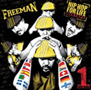 Hip Hop for Life vol.1 // Mixtape - Freeman